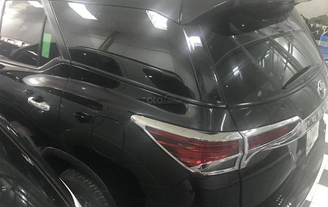 Bán Toyota Fortuner 4X2AT, 2.7V năm sản xuất 2017, màu đen, nhập khẩu1