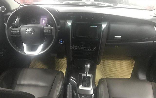 Bán Toyota Fortuner 4X2AT, 2.7V năm sản xuất 2017, màu đen, nhập khẩu3