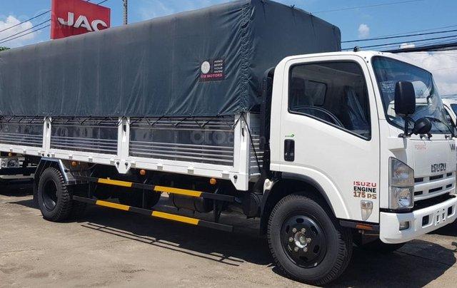 Xe Isuzu 8T2 thùng 7m xe đời 219 - trả trước 150tr nhận xe2