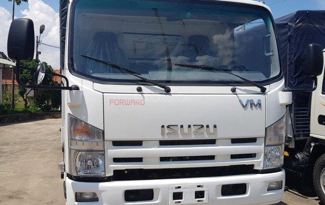 Xe Isuzu 8T2 thùng 7m xe đời 219 - trả trước 150tr nhận xe4