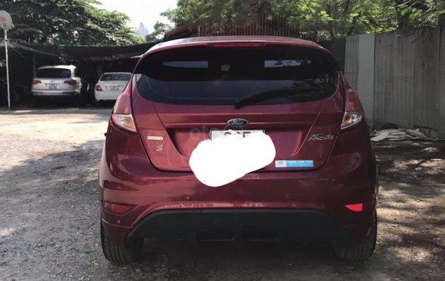 Bán xe chính chủ Ford Fiesta - cam kết không đâm đụng hay ngập nước1