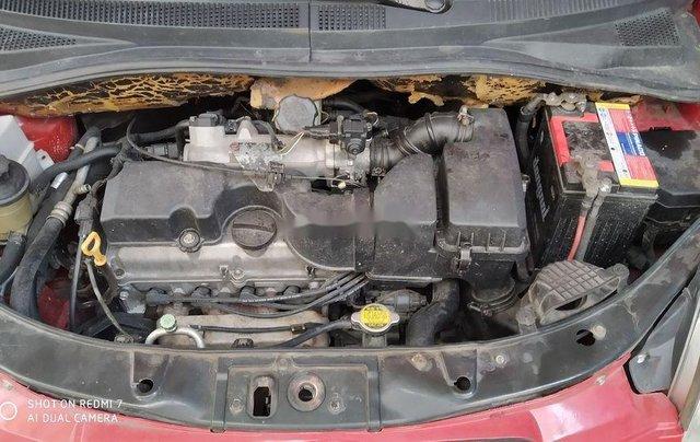 Bán Kia Morning năm sản xuất 2007, màu đỏ, nhập khẩu4