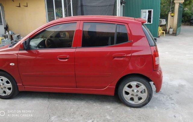 Bán Kia Morning năm sản xuất 2007, màu đỏ, nhập khẩu9