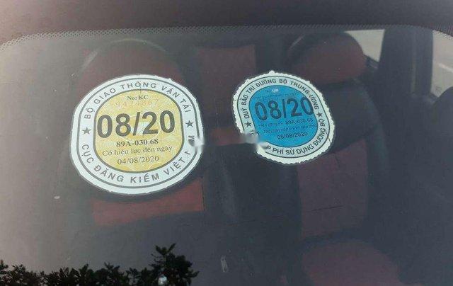 Cần bán xe Daewoo Matiz năm sản xuất 2008, màu vàng, xe nhập chính hãng6