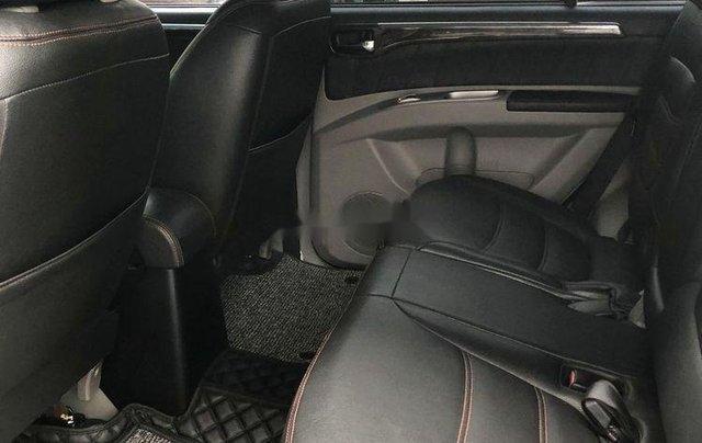 Bán ô tô Mitsubishi Pajero 2011, màu nâu, máy êm ru4