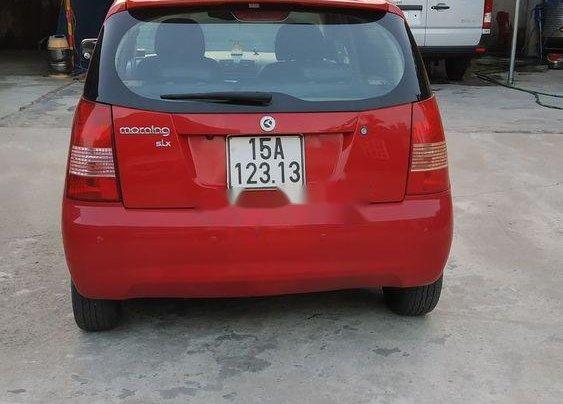 Bán Kia Morning năm sản xuất 2007, màu đỏ, nhập khẩu10
