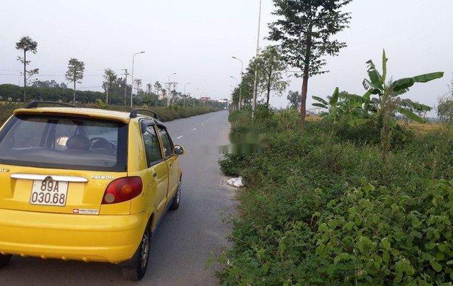 Cần bán xe Daewoo Matiz năm sản xuất 2008, màu vàng, xe nhập chính hãng2
