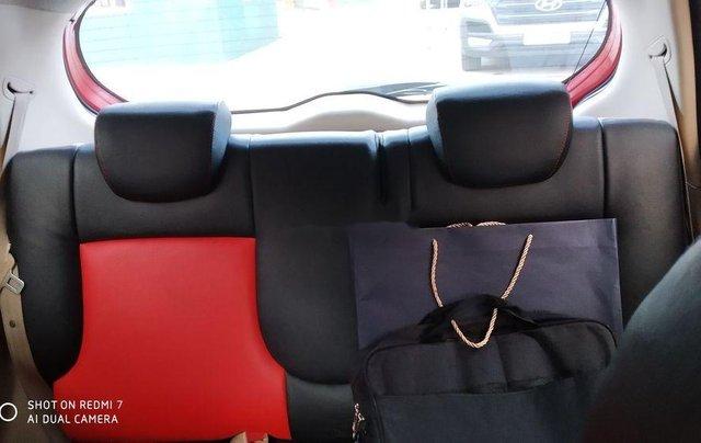 Bán Kia Morning năm sản xuất 2007, màu đỏ, nhập khẩu6