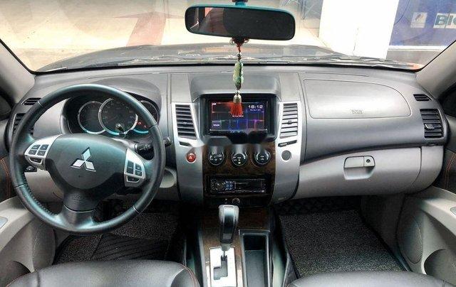 Bán ô tô Mitsubishi Pajero 2011, màu nâu, máy êm ru6