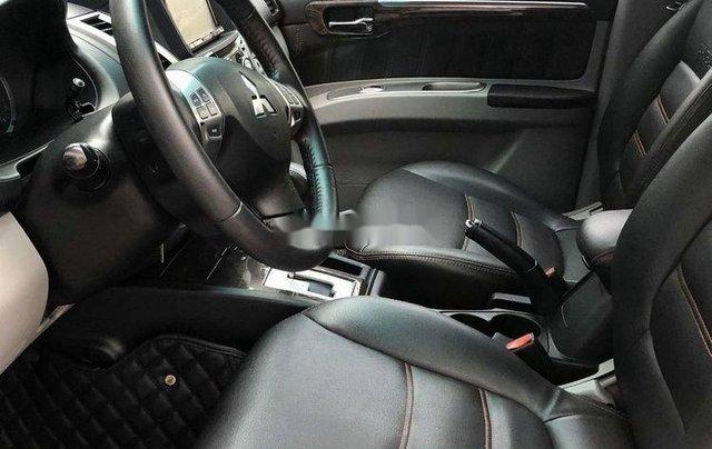 Bán ô tô Mitsubishi Pajero 2011, màu nâu, máy êm ru3