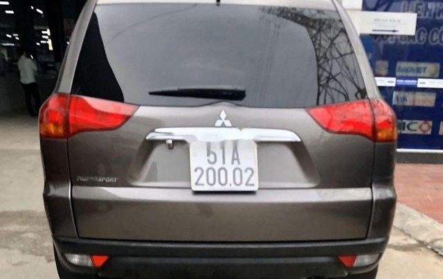 Bán ô tô Mitsubishi Pajero 2011, màu nâu, máy êm ru9