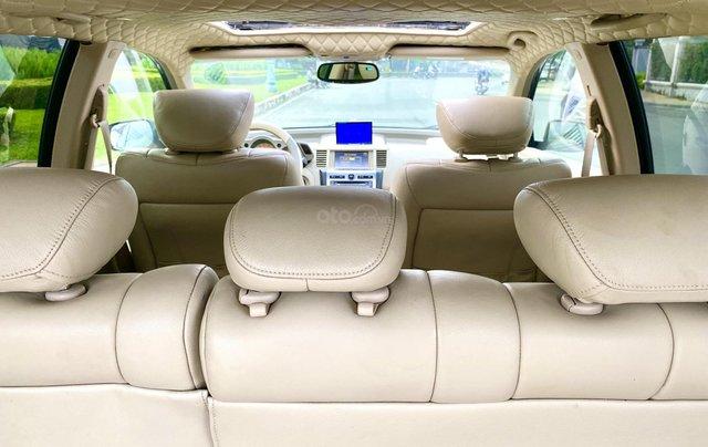 Nissan Murano nhập Mỹ sx 2008, chạy đúng 86 ngàn, bao test full đồ chơi cao cấp đủ đồ5