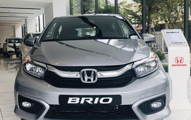 Honda Brio nhập khẩu, khuyến mãi khủng nhất Miền Nam0