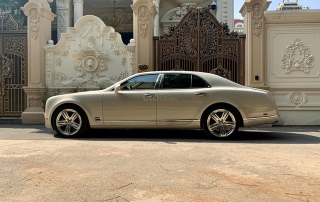 Bán Bentley Mulsanne 2011, màu kem, em Việt 09416867890