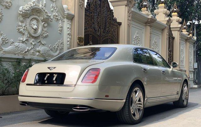 Bán Bentley Mulsanne 2011, màu kem, em Việt 09416867892