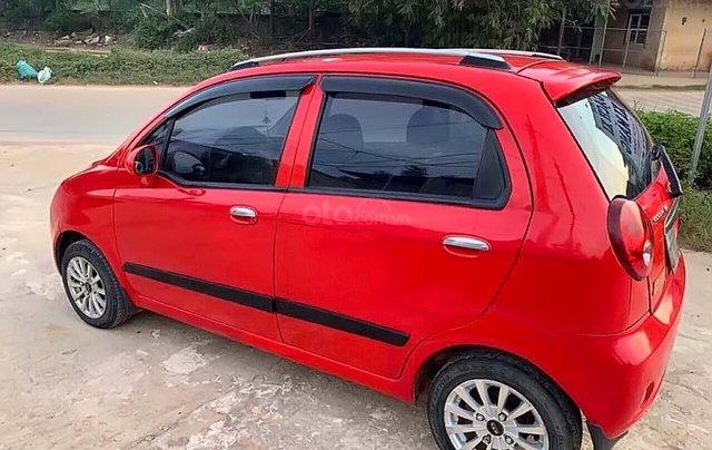Cần bán Chevrolet Spark 2010, màu đỏ, số sàn, giá tốt1
