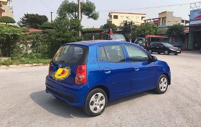Cần bán xe Kia Morning năm sản xuất 2011, màu xanh lam, giá tốt1