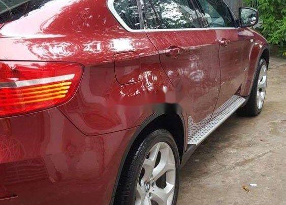 Bán BMW X6 Xdrive 3.5i 2008, màu đỏ, nhập khẩu8