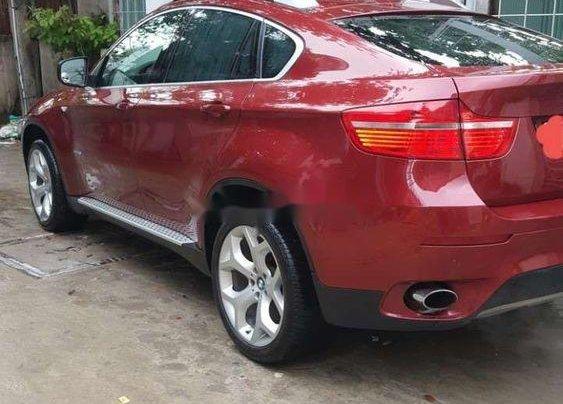 Bán BMW X6 Xdrive 3.5i 2008, màu đỏ, nhập khẩu1