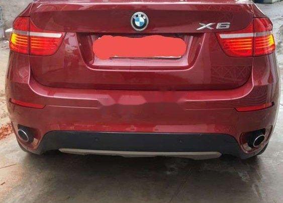 Bán BMW X6 Xdrive 3.5i 2008, màu đỏ, nhập khẩu2