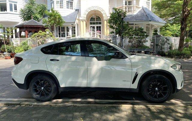 Cần bán xe BMW X6 đời 2014, màu trắng, nhập khẩu nguyên chiếc xe gia đình1