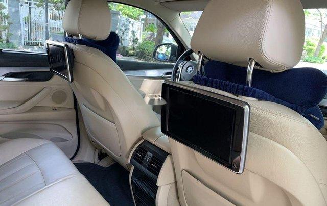 Cần bán xe BMW X6 đời 2014, màu trắng, nhập khẩu nguyên chiếc xe gia đình5