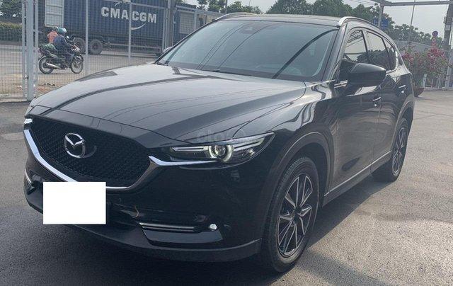 Hãng bán Mazda CX 5 2.5AT màu đen vip, 2018, xe lướt như mới0
