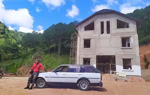 Cần bán Toyota Corolla năm sản xuất 1990, màu trắng, nhập khẩu1