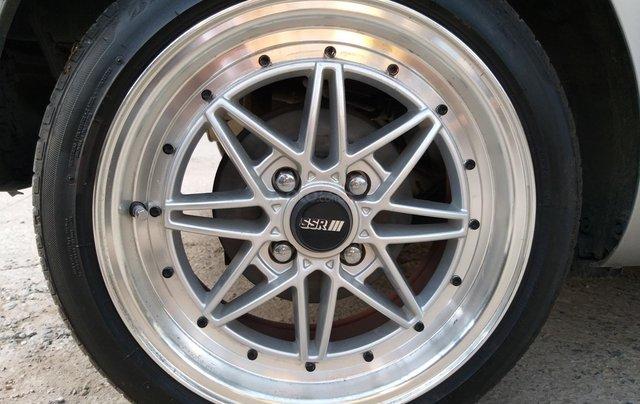 Bán Chevrolet Spark LS năm sản xuất 2015, màu bạc2