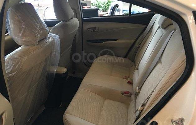 Bán xe Toyota Vios 1.5G 2019 màu đen - giá 570tr (Khuyến mãi tiền mặt tháng 11)1