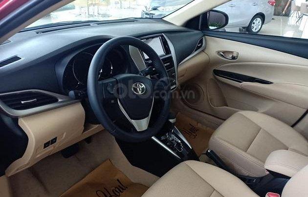 Bán xe Toyota Vios 1.5G 2019 màu đen - giá 570tr (Khuyến mãi tiền mặt tháng 11)5