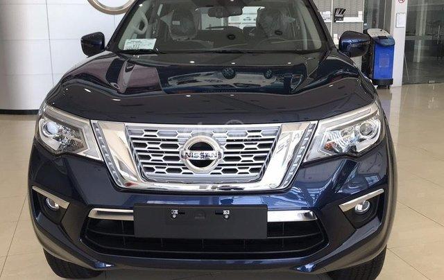 Bán Nissan Terra E 2WD 2019, nhập khẩu, giá tốt0