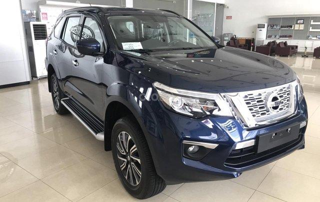 Bán Nissan Terra E 2WD 2019, nhập khẩu, giá tốt2
