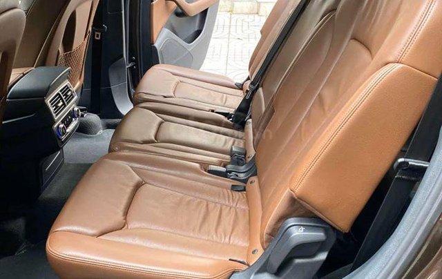 Cần bán Audi Q7 3.0 AT đời 2016, màu nâu, xe nhập1