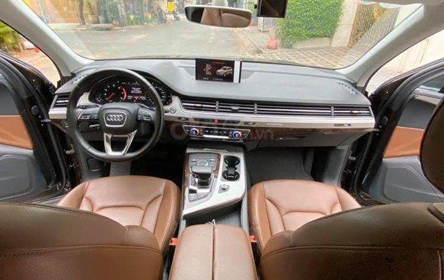 Cần bán Audi Q7 3.0 AT đời 2016, màu nâu, xe nhập6