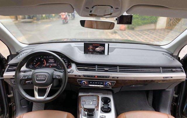 Cần bán Audi Q7 3.0 AT đời 2016, màu nâu, xe nhập8