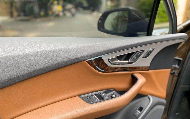Cần bán Audi Q7 3.0 AT đời 2016, màu nâu, xe nhập11