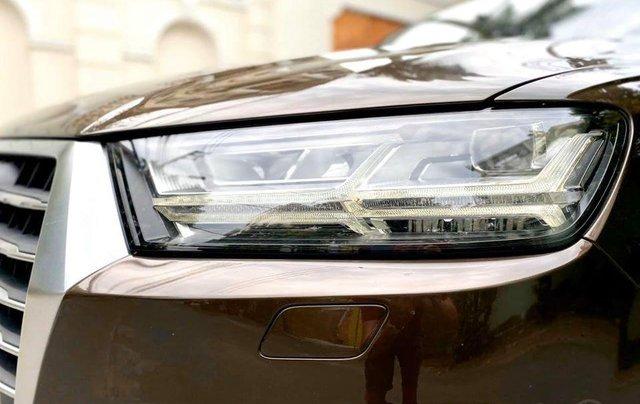 Cần bán Audi Q7 3.0 AT đời 2016, màu nâu, xe nhập7