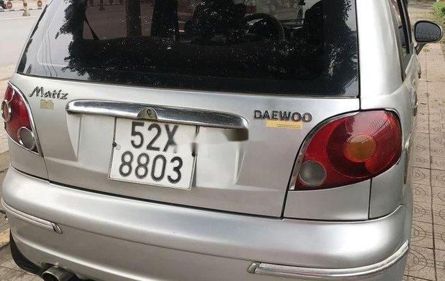 Bán xe Daewoo Matiz 2004, màu bạc chính chủ, 115tr xe nguyên bản1