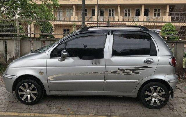 Bán xe Daewoo Matiz 2004, màu bạc chính chủ, 115tr xe nguyên bản3
