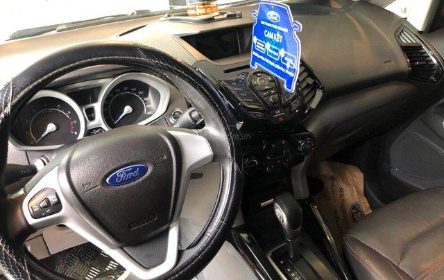 Bán xe Ford EcoSport sản xuất 2016, màu nâu, xe gia đình giá tốt 514 triệu đồng3