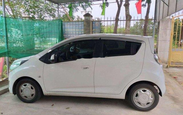 Bán Chevrolet Spark năm sản xuất 2013, màu trắng, xe nhập xe gia đình1