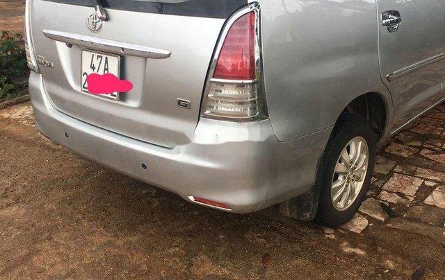 Cần bán gấp Toyota Innova G đời 2012, màu bạc 2