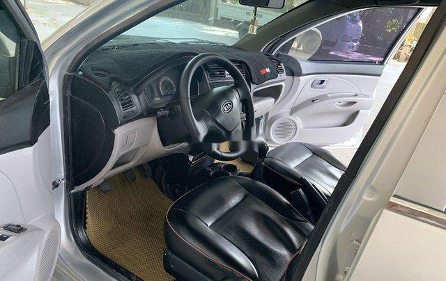 Cần bán xe Kia Morning đời 2008, màu bạc, xe nhập số sàn, giá tốt4