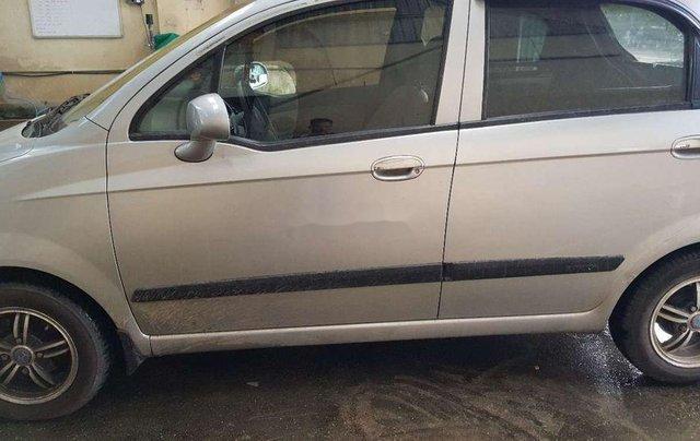 Bán ô tô Chevrolet Spark MT đời 2013, màu bạc, nhập khẩu nguyên chiếc, giá tốt4