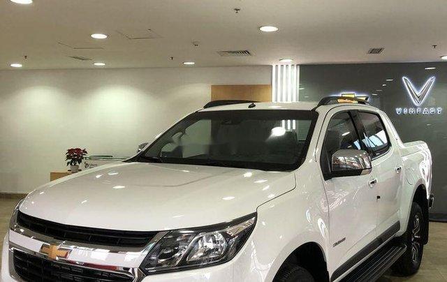 Bán ô tô Chevrolet Colorado đời 2019, màu trắng, xe nhập2