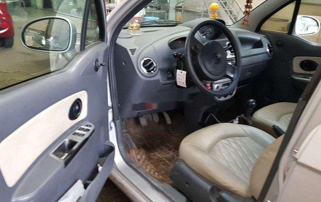 Bán ô tô Chevrolet Spark MT đời 2013, màu bạc, nhập khẩu nguyên chiếc, giá tốt3