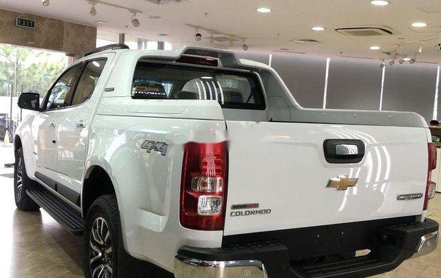 Bán ô tô Chevrolet Colorado đời 2019, màu trắng, xe nhập3