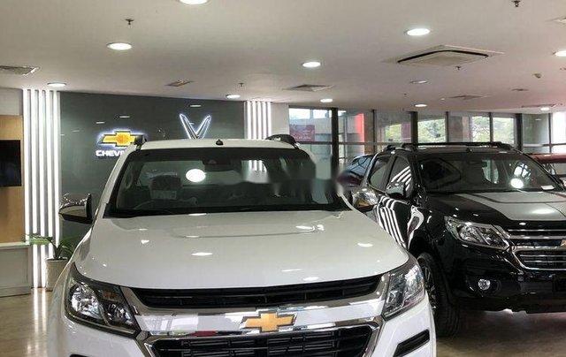 Bán ô tô Chevrolet Colorado đời 2019, màu trắng, xe nhập1