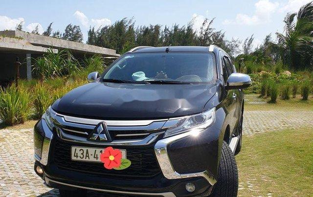 Bán Mitsubishi Pajero đời 2019, nhập khẩu1